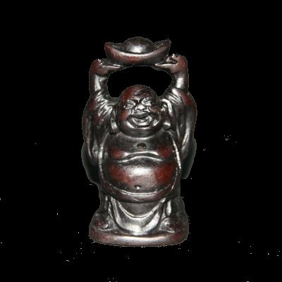 Wierookhouder Lachende Booeddha 5 cm B