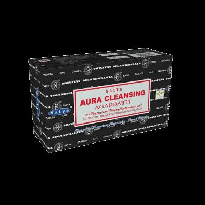 wierook Aura Cleansing - Satya