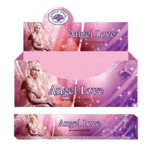 wierook Angel Love - Green Tree