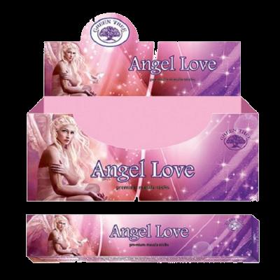 wierook Angel Love - Green Tree
