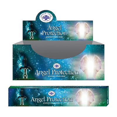 wierook Angel Protection - Green Tree