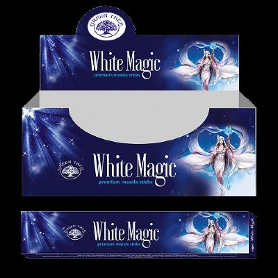 wierook White Magic - Green Tree